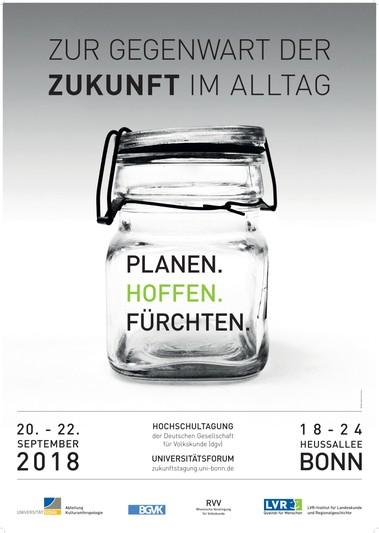 Plakat Zukunftstagung